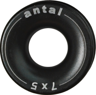 LOW FRICTION RINGS - 7 mm